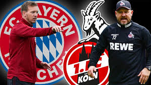 Hansi flick needs to get a win against 14th placed koln to keep his team on top, but with champions league fixtures looming, he also has to give thought to rotation. Testspiel Fc Bayern Munchen Gegen Den 1 Fc Koln Live Im Tv Und Online Stream Sehen Sportbuzzer De