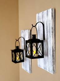 wood wall sconce wood wall decor candle