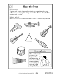 also Sound Waves Worksheets Free Worksheets Library   Download and further  furthermore 3394 best 유아교육 images on Pinterest   Life cycles  Life science likewise Grade 1 Worksheets for Children Learning Exercise   summmer furthermore  also  additionally Kindergarten Math Worksheets  And 3 more makes   Worksheets together with  likewise Match the Four Seasons   Worksheets  Weather and School further Sound Pack  CCSC NGSS Aligned Tiered  Experiments  Readings. on 1st grade science sound worksheet