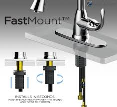 Kitchen Faucet Installation Instructions Glacier Bay Kitchen Faucets Installation Instructions