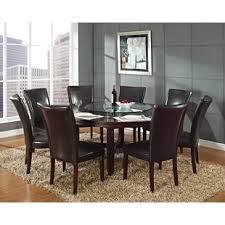 Round kitchen table with leaf Shaped Fenley Dining Table Kiwidistributinginfo Seat Round Kitchen Dining Tables Youll Love Wayfair