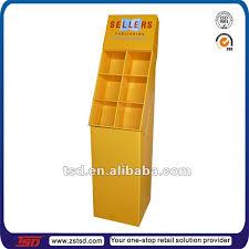 Cardboard Book Display Stands Tsdc100 Custom Advertising Cardboard Book Display Boxcomic Book 49