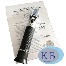 Brix Refractometer Temperature Correction Chart China Best Price Automatic Temperature Compensation Sea