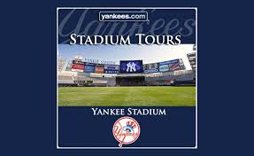 Tickets Yankee Stadium Tours Bronx Ny At Ticketmaster