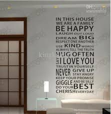 Words To Decorate Your Wall With Word Wall Decorations Home Interior Decorating Ideas