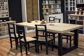 wooden dining room tables. Wonderful Tables View In Gallery Clean Straight Lines Give The Classic Wooden Dining Table   With Wooden Dining Room Tables E