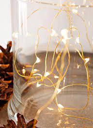 Tchibo LED'li Mikro Işık Zinciri, altın rengi - 18348223