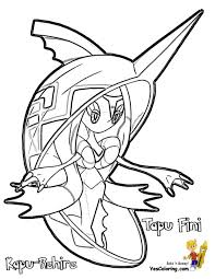 Coloring Pages Football Pokemon Coloring Pages Tapu Bulu Through The Thousands Of Pictures