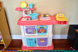 Great Many Of The Accessories Have Found Their Way Out Of Our House, But The  Kitchen Itself Is In Excellent Condition. Asking $25