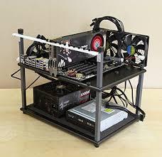 HighSpeed PC Top Deck Tech Station Review  ThinkComputers Test Bench Computer