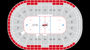 Little Caesars Arena Seating Chart View Expository Lca Seating Chart 2019