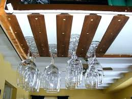 wine racks under cabinet wood rack how to make a gl