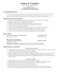 Human Resource Resume Samples Payroll Coordinator Resume Examples