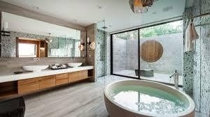 spa style bathroom villa amarapura et
