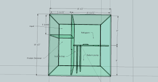 Best Marine Sump Design Check My Cube Sump Design Please Reef Central Online Community