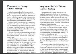 argumentative essay sample examples example of essays a for   argumentative essay sample examples 17 example topics