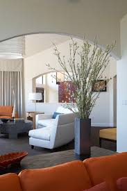 Great-Floor-Vases-decorating-ideas-for-Living-Room-Contemporary-design-ideas -with-Great-brown-rug-contemporary