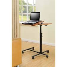 charming rolling laptop stand for bed agreeable adjule and foldable desk table notebook pc portable computer