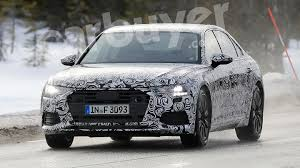 2018 audi a6 interior. interesting interior hightech new audi a6 set for 2018 launch on audi a6 interior