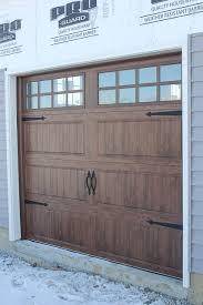 garage doors that look like barn doors very easy diy with paint and accessories