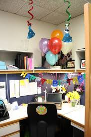 office birthday decoration. How To Decorate A Cubicle At Work For Birthday All Home Decorations Office Decoration D