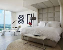 Round Rugs For Contemporary Bedrooms Home Inspiration Ideas