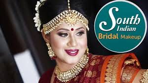 south indian bridal makeup tutorial step by step real bridal makeup tutorial krushhh by konica
