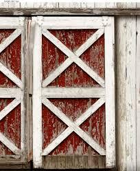 red barn door. Red Barn Door Backdrop O