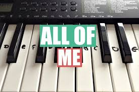 all of me john legend easy keyboard tutorial with notes (right Wiring Schematic Symbols and Meanings at Electic Piano Wiring Schematic Legend