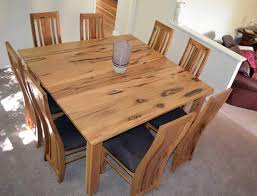 awesome dining room table seats 8 modern table design 8 seat square dining table