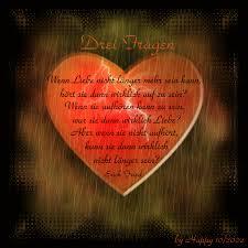 Spr He Die Ans Herz Gehen Liebe Spruchwebsite