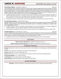 Director Engineering Resumes Software Engineering Manager Resume Example Distinctive