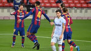 Messi to miss barcelona's final league game. Barcelona Vs Valencia Football Match Report December 19 2020 Espn