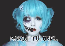 makeuptutorial1 source and tutorial drawn doll anzujaamu 6