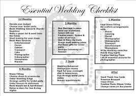 Wedding Reception Checklist Printable Best Planning Ideas On Lists
