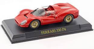 Ferrari 330 P4 Red 1 43 Altaya Amazon De Spielzeug