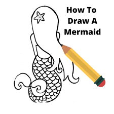 Static function drawline (start : How To Draw A Mermaid Step By Step Drawing Guide