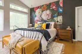 eclectic bedroom furniture. White Rock Modern Eclectic-bedroom Eclectic Bedroom Furniture B