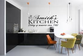 Decoration For Kitchen Walls Decor Captivating Kitchen Decals For Wall Kitchen Decoration