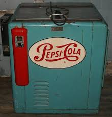 Antique Pepsi Vending Machine Beauteous Vintage Pepsi Machine Collectors Weekly