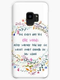 Samsung Quote Stunning Legally Blonde Quote Cases Skins For Samsung Galaxy By