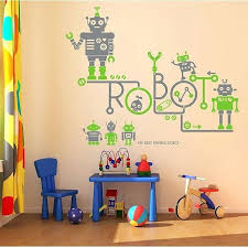 robot wall decal and robots brothers wall decal robot wall decals canada rar