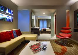 The Living Room San Diego Stunning Hotel Suites In San Diego Urban Hotel In Downtown SD Hard Rock