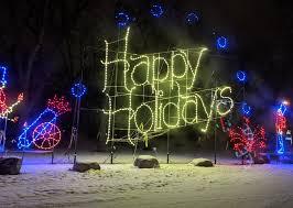 Lindenwood Park Fargo Christmas Lights The Best Holiday Lights In North Dakota Are At Lindenwood Park