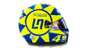 The agv corsa winter test is one of the newest replica offerings from agv. Lando Norris To Honour Hero Valentino Rossi With Tribute Helmet In Monza Formula 1