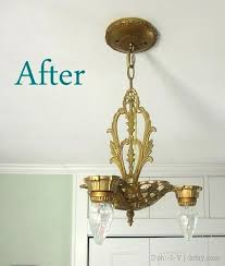 installing a chandelier fixture after with letters installing chandelier old wiring