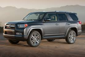 2012 Toyota 4Runner SR5 4dr SUV (4.0L 6cyl 5A) Specifications ...