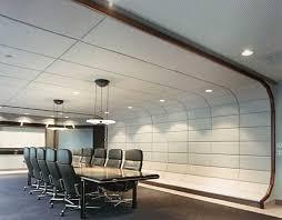Office Acoustic Wall Panels Building Door in Acoustic Wall Panels