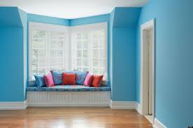 light blue bedroom colors. Stress-Reducing Colors: Calming Hues To Decorate Your Home With | HuffPost Light Blue Bedroom Colors F
