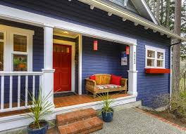 blue exterior paintExterior House Paint Colors  7 NoFail Ideas  Bob Vila